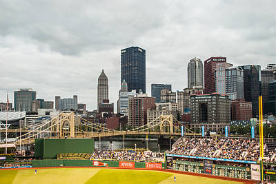 Photograph - Pittsburgh/pnc Park - 6986 by G L Sarti