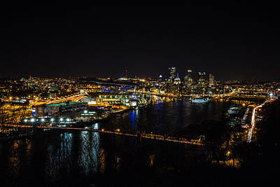 Photograph - Pittsburgh by Sara Hudock