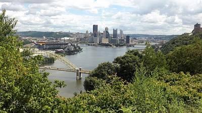 Pittsburgh Series 2  Art Print