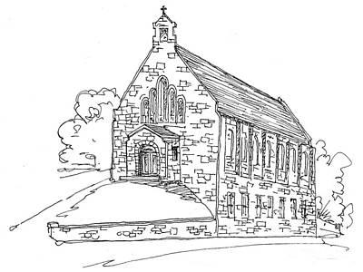 Pittsburgh Stone Church Perrysville Avenue Original