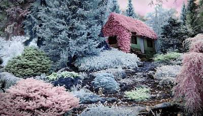 Photograph - Pixies Cottage by Bill Kellett