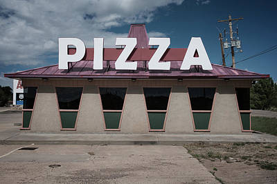 Photograph - Pizza by Bud Simpson