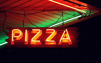 Photograph - Pizza by Joseph Skompski
