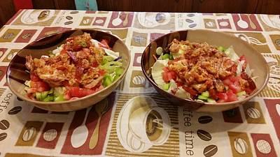 Pizza Salad Original