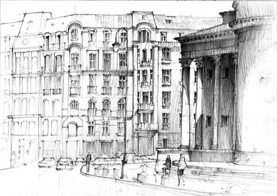 European Architecture Drawings Page 4 Of