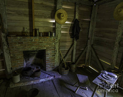 Photograph - Place By The Fireplace by Ken Frischkorn