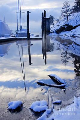 Photograph - Placid by Idaho Scenic Images Linda Lantzy