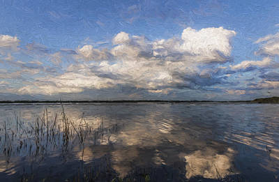 Digital Art - Placid Moment II by Jon Glaser