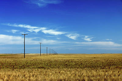 Photograph - Plains Power by Todd Klassy