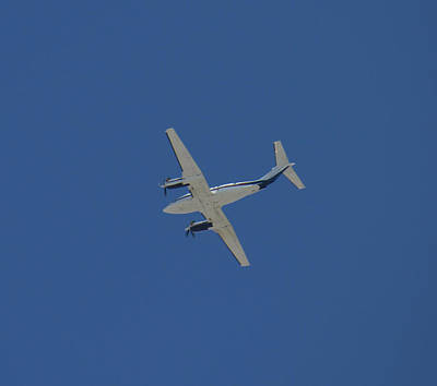 Photograph - Plane Belly by Donna L Munro
