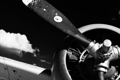 Photograph - Plane Portrait 1 by Ryan Weddle