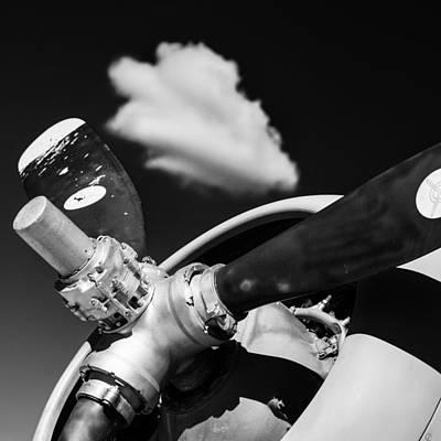 Photograph - Plane Portrait 2 by Ryan Weddle