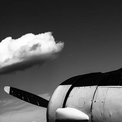 Photograph - Plane Portrait 3 by Ryan Weddle