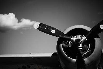 Photograph - Plane Portrait 4 by Ryan Weddle