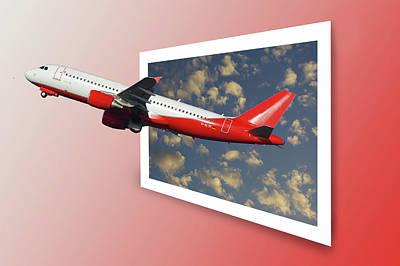 Plane Original by Ralph Klein