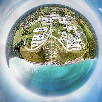 Photograph - Planet Concordia by Randy Scherkenbach