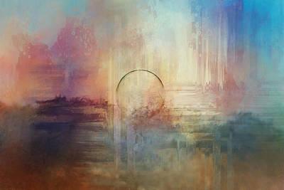 Photograph - Planetary Dream by Christina VanGinkel