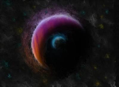 Digital Art - Planetary by Eric Weeber