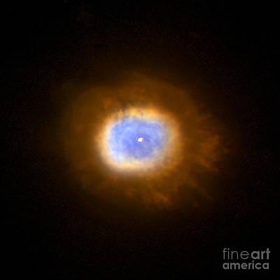 Planetary Nebula, Bd+30-3639 Art Print