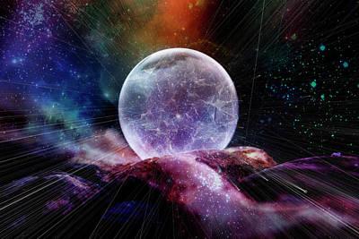 Photograph - Planetary Soul Harmony by Christina VanGinkel