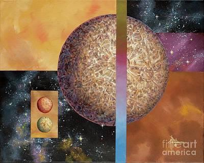 Planetary Original by Paul Henderson
