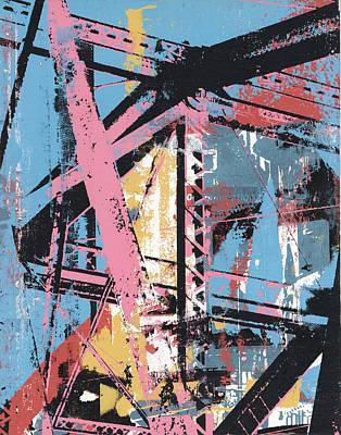 Modernism Mixed Media - Planning Permission by Shay Culligan
