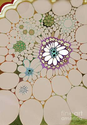 Digital Art - Plant Introspection by Carol Jacobs