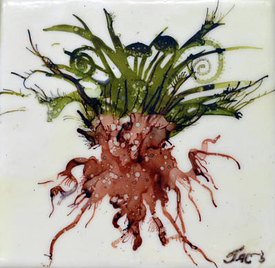 Plant Life 1 Art Print