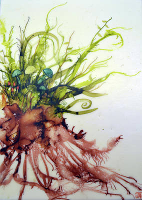 Painting - Plant Life #2 by Jennifer Creech
