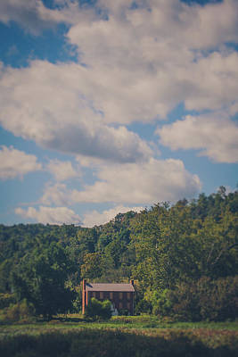Photograph - Plantation House by Shane Holsclaw