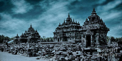 Photograph - Plaosan Temple by Charuhas Images