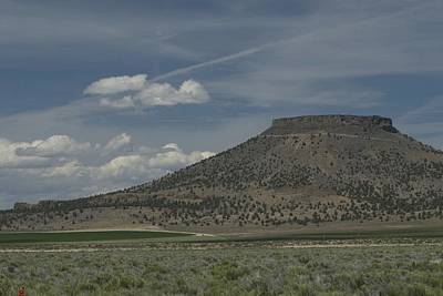 Photograph - Plateau by Sara Stevenson