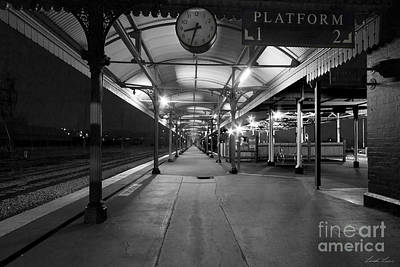 Photograph - Platform 1 by Linda Lees