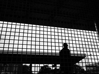 Photograph - Platform by Lee Fennings