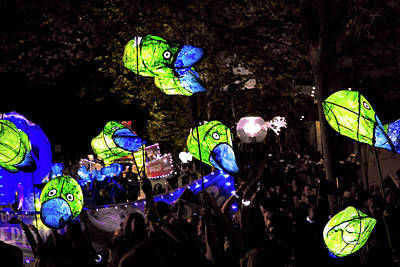 Photograph - Platypus Lights by Miroslava Jurcik