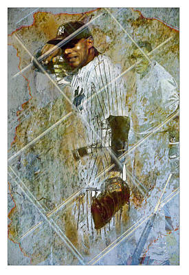 Play Ball Print by James Robinson