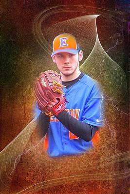 Photograph - Play Baseball by Mary Timman
