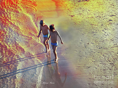 Photograph - Playa by Alfonso Garcia