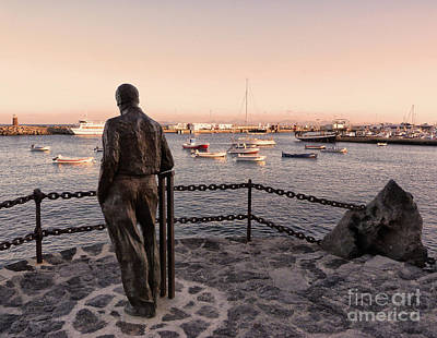 Photograph - Playa Blanca Lanzarote by Lynn Bolt