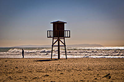 Photograph - Playa De Zahara De Los Antunes - Espana by Carlos Alkmin