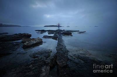 Photograph - Playa D'en Bossa 4.0 by Yhun Suarez
