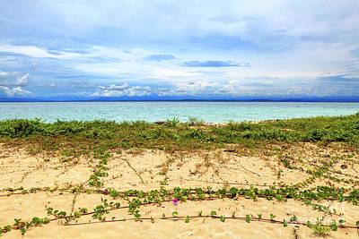 Photograph - Playa En Isla Zapatillas Panama by John Rizzuto