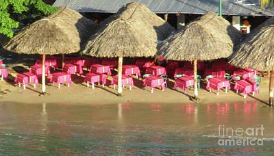 Photograph - Playa La Crucecita 2 by Randall Weidner