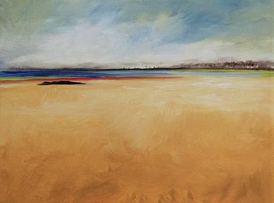 Painting - Playa Libre by Alicia Maury