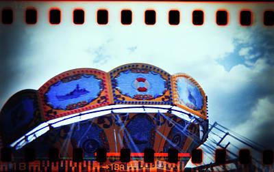 Photograph - Playground #168 by Andrey Godyaykin