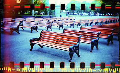 Photograph - Playground #169 by Andrey Godyaykin