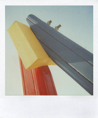 Photograph - Playground 3 by Alex Conu