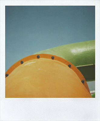 Photograph - Playground 5 by Alex Conu