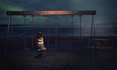 Cinematic Photograph - Playground by Fang Tong