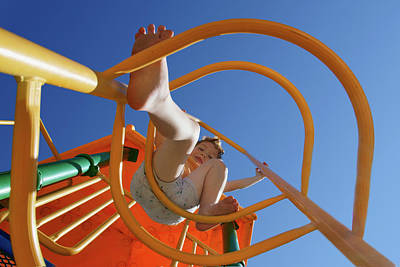 Photograph - Playground by Nikolyn McDonald